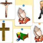 Znak križa – interaktivne vježbe za vjeronauk