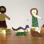 Adam i  Eva - radni materijal