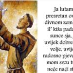 Najljepši citati sv. Franje Asiškog