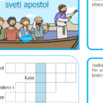 Sveti Andrija apostol - radni materijal